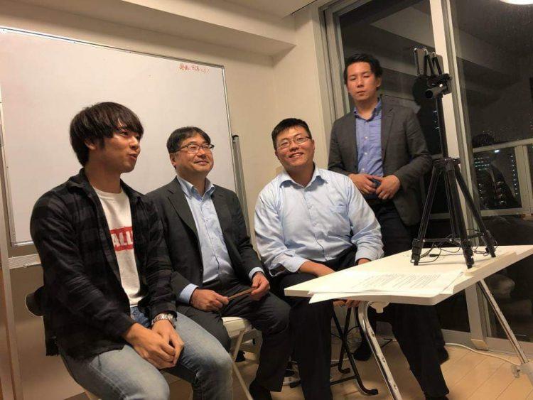 現代の松下村塾「Youtube対談会」へようこそ!